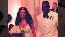 NFL's DeMarco Murray -- I Got Married ... And My Wife's Preggo!!!
