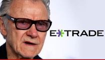Harvey Keitel -- Hey E*Trade, Deal's a Deal ... Gimme My Cash