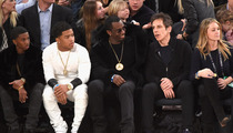 Diddy's Son -- Humiliated by Coach Over Courtside All-Star Seats