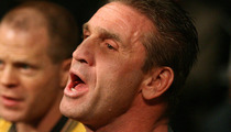 Ken Shamrock -- I'M NOT RETIRING ... I Want a Rematch with Kimbo!