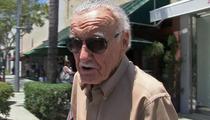 Stan Lee -- Not Feeling Too Fantastic ... Calls 911