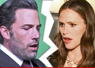 Ben Affleck, Jennifer Garner Getting Divorced