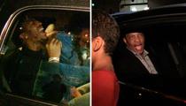 NBA's Anthony Davis -- $145 MILLION Steak Dinner ... With Alvin Gentry