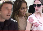 Ben Affleck -- Even Jennifer Garner Doesn't Believe He Messed with JLo