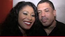 Ex 'Love & Hip-Hop' Star Althea Eaton -- Not Just a Rumor ... I'm Pregnant and Benzino's the Dad!