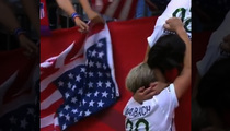 Abby Wambach -- World Cup Kiss a Huge Score for Worldwide Gay Rights (VIDEO)