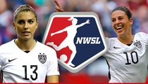 Women's Pro Soccer -- Ticket Sales Exploding ... After World Cup