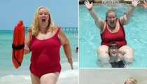 Mama June -- Disappearing Act in 'Baywatch' Swimsuit (PHOTOS)