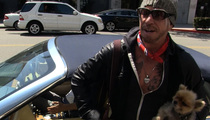 Mickey Rourke -- I Got a Plan for Ya, Donald Trump ... Bring Your Wallet! (VIDEO)