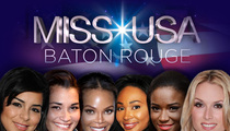 Miss USA -- Here Come the New Judges ... And They're HOT!!