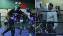 NFL's Willie McGinest -- Ringside Seat ... In Viral Bully Beatdown Video