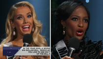 Miss USA Finalists -- Give Oprah $10 Bill ... Even If She's Alive (VIDEO)