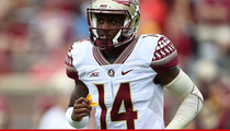 FSU's De'Andre Johnson -- I Deserve 2nd Chance ... After Punching Woman