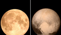The Moon vs. Pluto -- Who'd You Rather?!