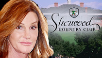 Caitlyn Jenner -- New Identity Creates Problems at the Golf Course