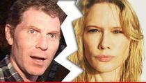 Bobby Flay, Stephanie March -- Divorced Settled ... Stephanie Scores