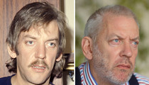 Donald Sutherland: Good Genes or Good Docs?!