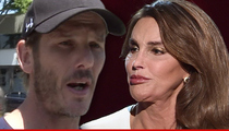 Caitlyn Jenner -- Peter Berg Deletes '2 Balls, 2 Boobs' Post .... I Have No Issues with Her