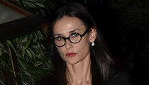 Demi Moore -- Man Found Dead in Pool