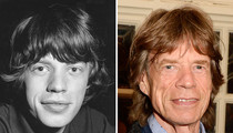 Mick Jagger: Good Genes or Good Docs?