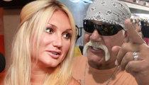 Hulk Hogan -- Brooke Defends Dad ... with a Poem?!?
