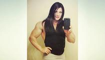World Champ Bodybuilder -- 'Yes, I Am Transgender'