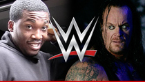 Meek Mill -- WWE Pissed Off Over Undertaker Entrance Song on Diss Track