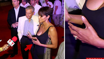 Halle Berry -- I'm Not Divorcing ... I Just Lost My Damn Ring!