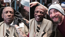 Louis Gossett Jr. -- Recapturing My Youth Hurts Like a Bitch (PHOTOS)