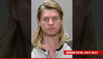 Wes Scantlin -- Busted For DUI ... Again