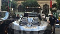 Chris Brown -- Outbids Tyga to Snag 500 Horsepower Supercar ... FIRST (PHOTOS)