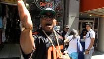 'Shark Tank' Star Daymond John -- I LOVE the KKK Guy Rocking FUBU (VIDEO)