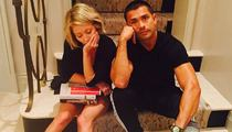 Kelly Ripa & Mark Consuelos -- We've Been Booted! (PHOTO)