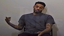 Atlanta Hawks' Mike Scott -- Videotaped Confession ... Drugs Were Mine, Not My Brother's (VIDEO)