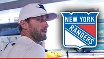 Jarret Stoll -- Signs $800k Contract ... After Skating On Drug Charge