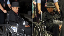 Joe Jackson -- Finally Home After Brazilian Health Scare (PHOTOS)
