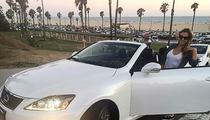 Ben Affleck -- Ex-Nanny Christine Ouzounian Brags ... I'm Living the Lexus Life Now! (PHOTOS)