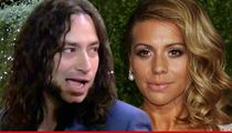 Constantine Maroulis -- I've Been Framed By Baby Mama ... Wins Restraining Order