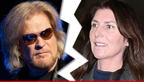 Daryl Hall --  She's Gone ... Wife Files For Divorce