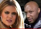 Khloe Sources -- Don't Listen to Lamar ... He Really Did Ambush Her