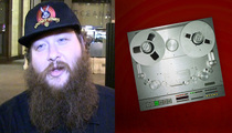 Action Bronson -- Getting Sued For Sampling Salsa