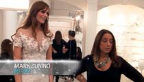 Jennifer Aniston -- Wedding Dress ... Revealed on Reality Show?