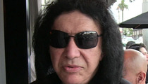 Gene Simmons -- Home Raided for Child Porn ... Gene NOT a Suspect