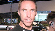 Steve Nash -- Pass the Molly ... Strictly for a Movie