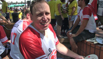 Joey Chestnut -- I Could Be the Next Subway Spokesman (VIDEO)