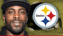 Mike Vick -- SIGNS WITH STEELERS ... 1 Year Deal
