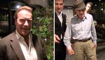 Arnold Schwarzenegger & Woody Allen -- 'Twins' Reboot, Anyone? (VIDEO)