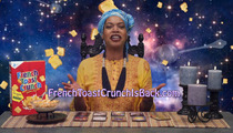 Miss Cleo Lawsuit -- Psychic Network Tarot Parts French Toast Crunch TV Ad