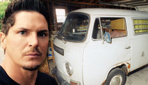 Zak Bagans -- I Bought  Dr. Kevorkian's Death Mobile!