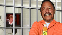 Judge Joe Brown -- I'm a TV Kingpin Again ... In Jail, Anyway